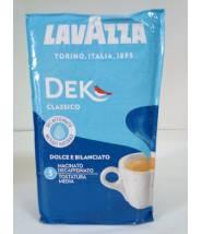 Кофе Lavazza Dek (Рынок Италии) молотый 250 г