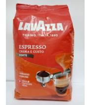 Кофе Lavazza Crema Gusto Forte в зернах 1 кг (Италия)