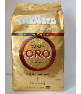 Кофе Lavazza Qualita Oro в зернах 1 кг Оригинал  (Италия )