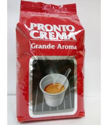 Кофе Lavazza Pronto Crema Grande Aroma в зернах 1 кг (Италия)