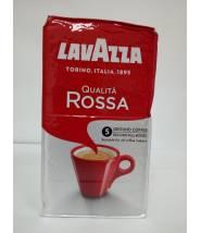 Кофе Lavazza Qualita Rossa молотый 250 г  Оригинал (Италия)
