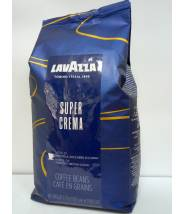 Кофе Lavazza Super Crema в зернах 1 кг (Италия)