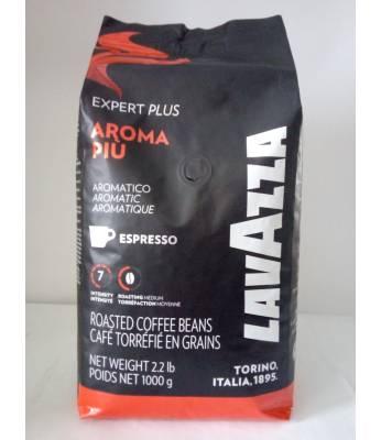 Кофе Lavazza Aroma Piu в зернах 1 кг (Италия)