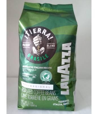 Кофе Lavazza Tierra Brazil AIR в зернах 1 кг (Италия)