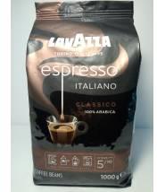 Кофе Lavazza Espresso в зернах 1 кг Оригинал (Италия)