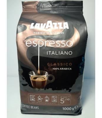 Кофе Lavazza Espresso в зернах 1 кг (Италия)