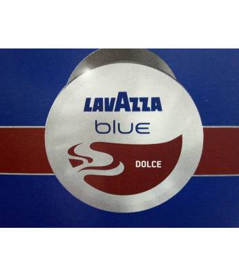 Кофе Lavazza Blue Espresso Dolce в капсулах 100 шт., (Италия)