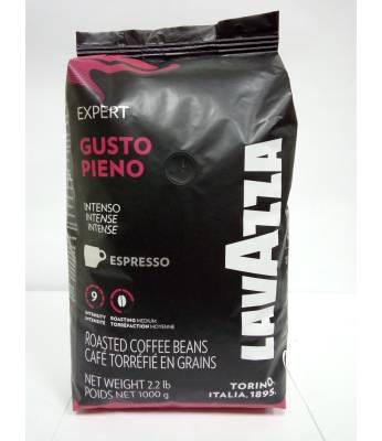Кофе Lavazza Expert Gusto Pieno в зернах 1 кг  Оригинал (Италия)