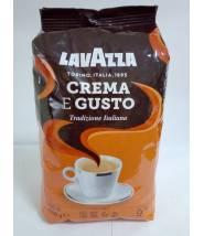 Кофе Lavazza Crema e Gusto Tradizione Italiana в зернах 1 кг