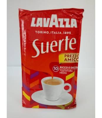 Кофе Lavazza Suerte молотый 250 г Оригинал (Италия)