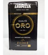 Кофе Lavazza Qualita Oro Mountain Grown  молотый 250  г  Оригинал (Италия)