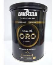 Кофе Lavazza Qualita Oro Mountain Grown ж/б молотый 250  г Оригинал (Италия)