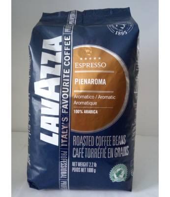 Кофе Lavazza Pienaroma в зернах 1 кг (Италия)