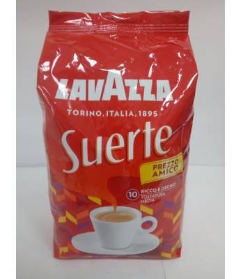 Кофе Lavazza Suerte в зернах 1 кг Оригинал (Италия)