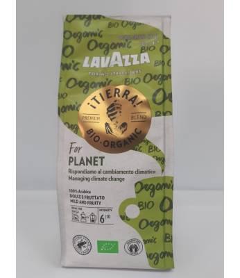 Кофе Lavazza Tierra Bio Organic молотый 180 гр  Оригинал (Италия)