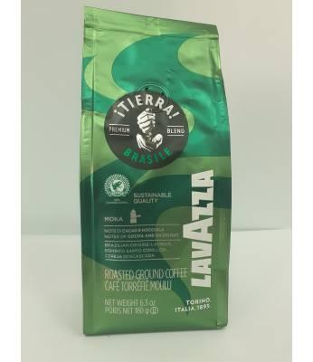 Кофе Lavazza Tierra Brazil AIR молотый 180 гр (Италия)
