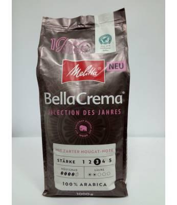 Кофе Melitta Bella Crema Selection des Jahres Nougat-Note в зернах 1 кг