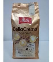 Кофе Melitta Bella Crema Speciale  в зернах 1 кг 100% Арабика   ( Германия)