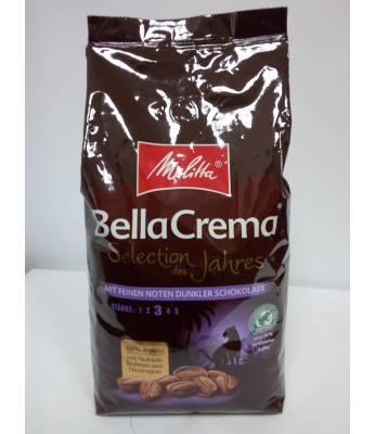 Кофе Melitta Bella Crema Selection des Jahres Schokolade в зернах 1 кг