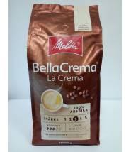 Кофе Melitta Bella Crema LaCrema в зернах 1 кг  ( Германия)
