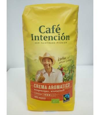 Кофе J.J.Darboven Cafe Intencion Ecologico Crema Aromatico в зернах 1 кг