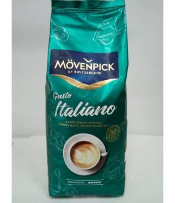 Кофе Movenpick Caffe Crema Gusto Italiano в зернах 1 кг