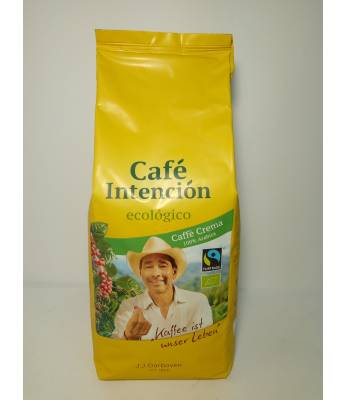 Кофе J.J.Darboven Cafe Intencion Ecologico Crema в зернах 1 кг  (Германия)