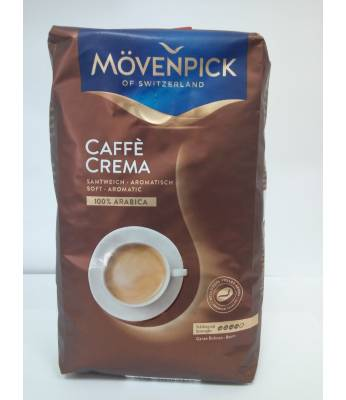 Кофе Movenpick Caffe Crema в зернах 500 г