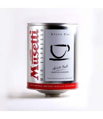 Кофе Musetti Caffe Grand Cru ж/б в зернах 3 кг