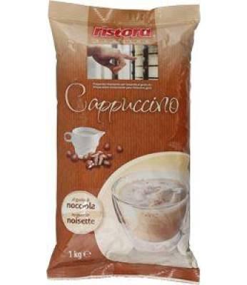 Капучино Ristora Cappuccino al gusto di nocciola 1 кг