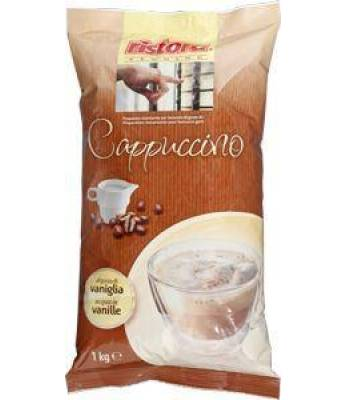 Капучино Ristora Cappuccino al gusto di vaniglia 1 кг