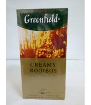 Чай Greenfield Creamy Rooibos 25 пак