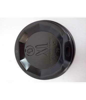 Крышка для бумажного цветного стакана 340 мл (79)