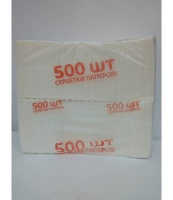Салфетка барная 500 шт